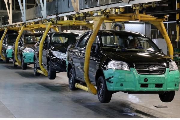 Производство в Украине растет, но все равно ниже 2012 года