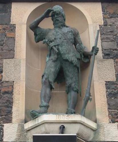 Памятник Селькирку