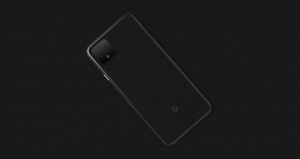 Предполагаемый вид Google Pixel 4