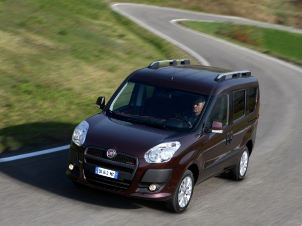 Fiat Doblo дешев и популярен