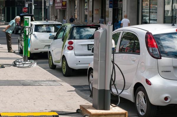 В Украине станет больше электрокаров?