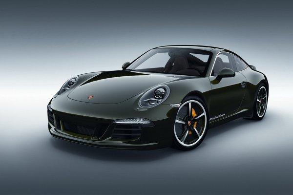 Porsche 911 Club Coupe будет доступен только для членов клуба