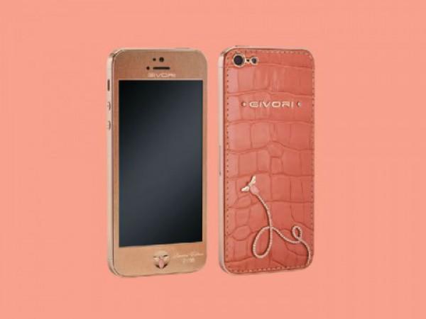 Givori Charlotte iPhone 5 — $12 000
