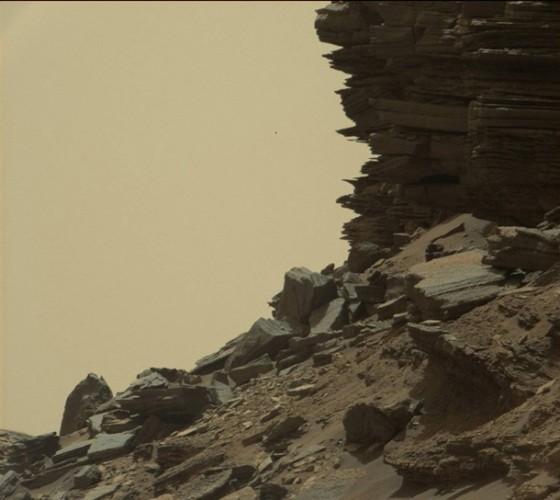 Марсоход NASA продемонстрировал новые качественные фотографии ландшафта Марса