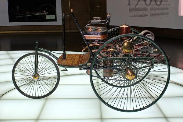 Реконструкция первого автомобиля Бенца