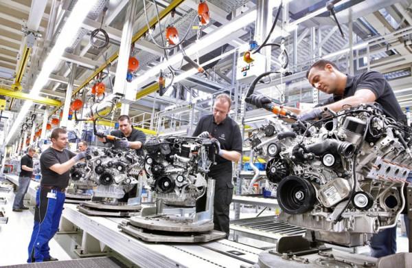 На каждые 119 двигателей Mercedes-Benz пришлась всего одна поломка.