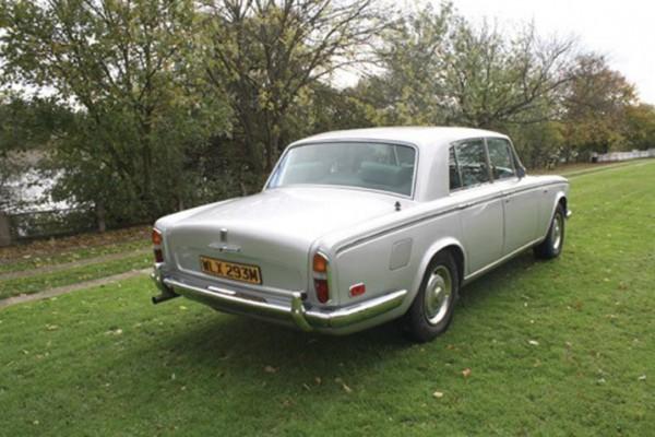 «Звездный» Rolls-Royce ушел с молотка за 74 000 фунтов