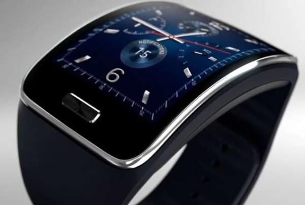 Samsung презентует новый вариант часов
