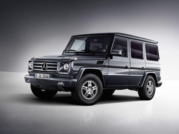 Mercedes G-Class - от 96 000 евро