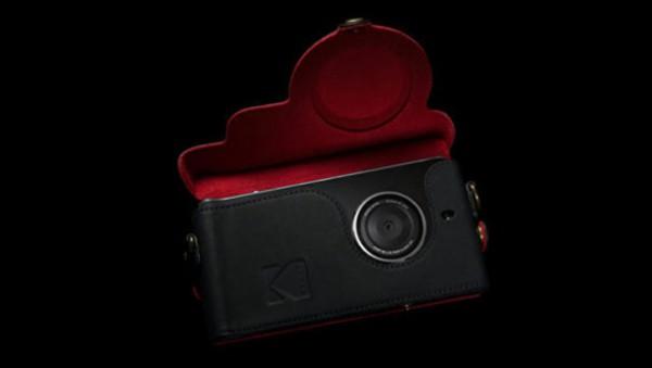 Kodak официально представил смартфон для фотографов