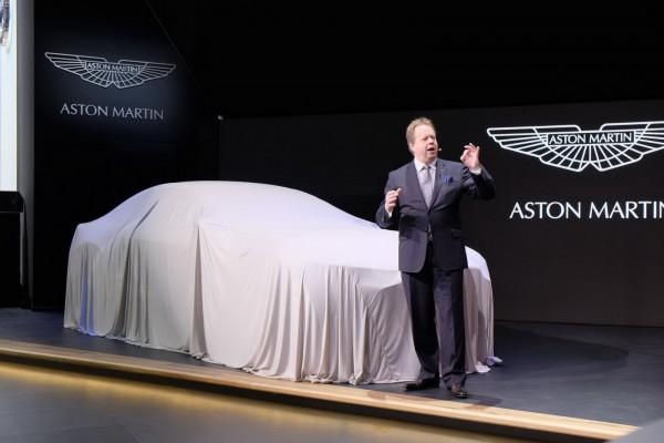 Прототип Aston Martin DBX