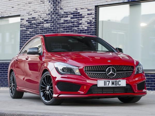 Mercedes-Benz пробился в ТОП-10 по продажам автомобилей в Украине