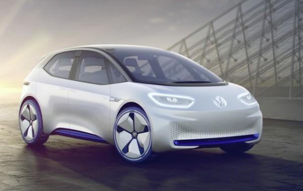 Концепт-кар Volkswagen I.D.