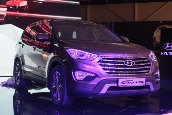 SIA 2013: Hyundai Grand Santa Fe - лучшая новинка выставки