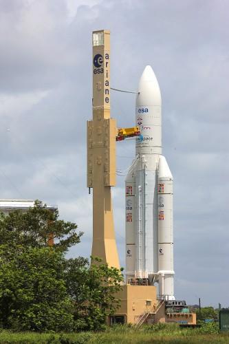 Ракета Ariane 5
