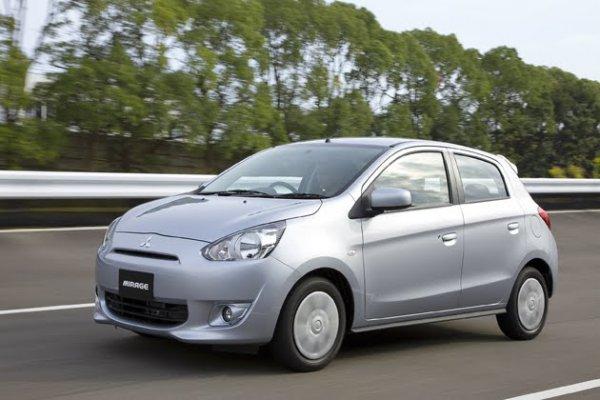 Тайцы могут купить Mitsubishi Mirage за $12 тысяч