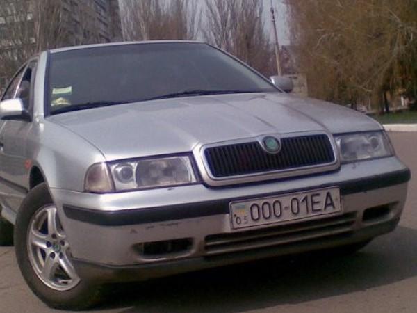 В Украине утверждён новый стандарт буквосочетания для автомобильных номерных знаков