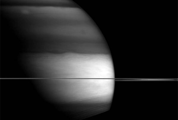 Снимок, сделанный зондом