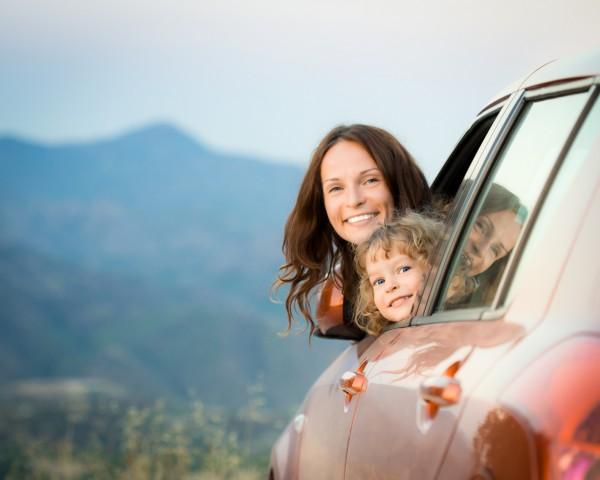 Поток автомобилистов в курортных городах снизился
