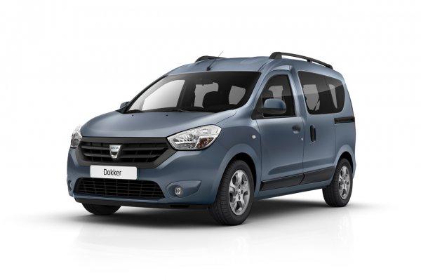 Фургон Dacia Dokker заменит Логаны в Европе