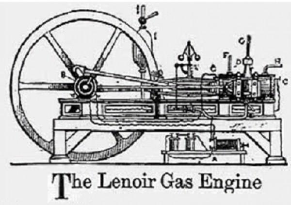 Проект двигателя