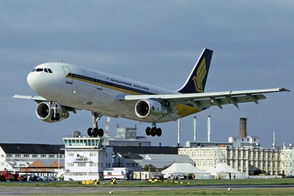 Полет Airbus A300