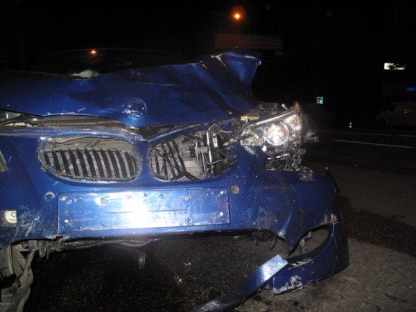 дтп, 20 августа, BMW M5, скутер, жертва