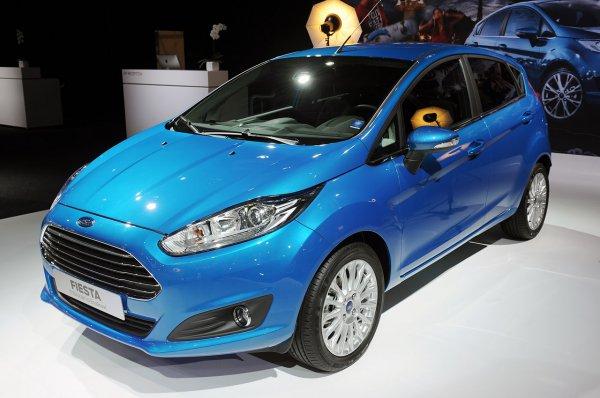 Фото:Источник новости Ford Fiesta fordforum lv