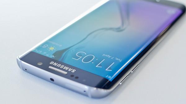 Предполагаемый вид Samsung GALAXY S7