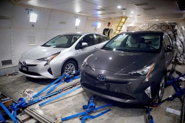 Полностью новый Toyota Prius
