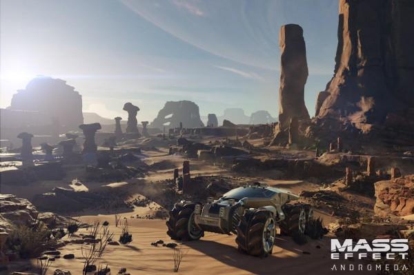 Mass Effect выйдет в 2016-м