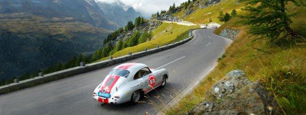 Австрийская дорога Grossglockner High Alpine Road
