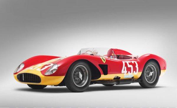 1957 Ferrari 500 TRC Spider
