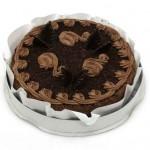 Арбузный торт со сливками фото 3