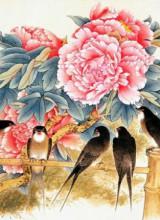 птицы в китайской и ¤понской живописи