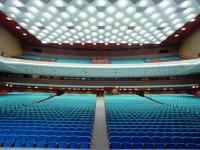 """Национальный дворец  """"Украина """" - крупнейший центр культуры и искусств, также это главная концертная площадка страны."""