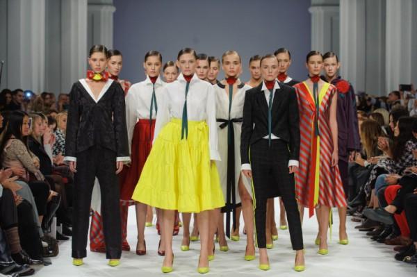 На выходных в Киеве стартует Ukrainian Fashion Week.