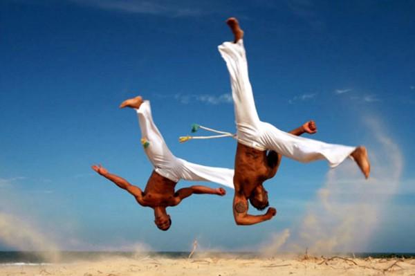 В Киеве пройдет Фестиваль Капоэйры и Бразильских танцев 2013