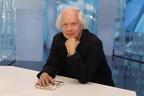 Шведский писатель Ульф Старк