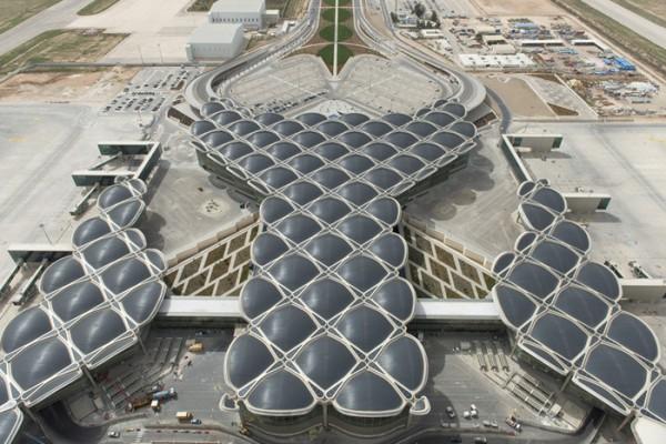 Новый терминал открылся в Иордании