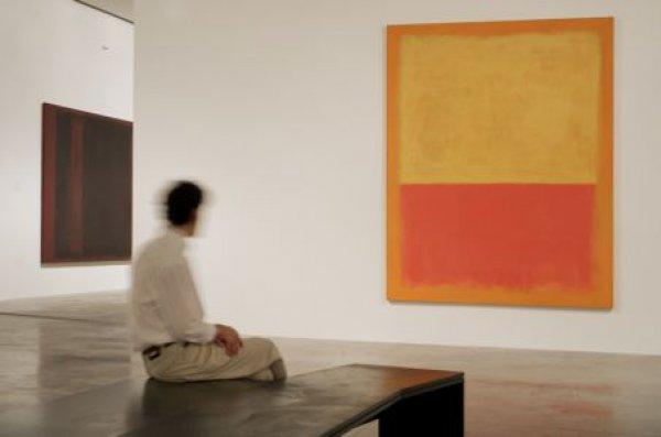 Стало известно, что картину Марка Ротко в галерее Тейт испортил российский художник Владимир Уманец