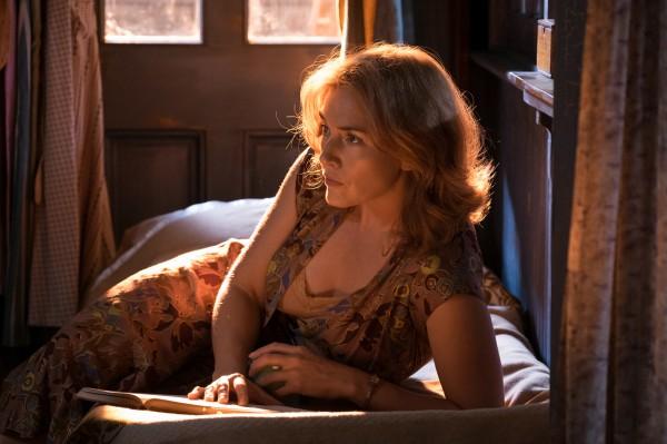 Кейт Уинслет снялась в новом фильме Вуди Аллена Чертово колесо.