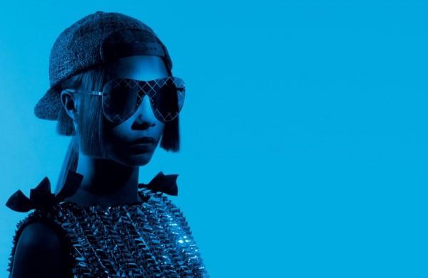 Кара Делевинь в новой рекламе Chanel