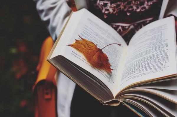 Список уместных книг для осеннего настроения.