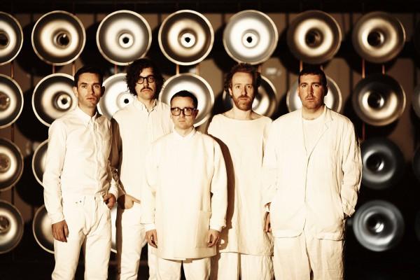 Британская электронная группа Hot Chip впервые выступит в Украине