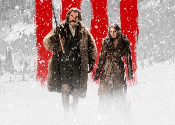 Новый фильм Квентина Тарантино Омерзительная восьмерка выходит в украинский прокат 14 января