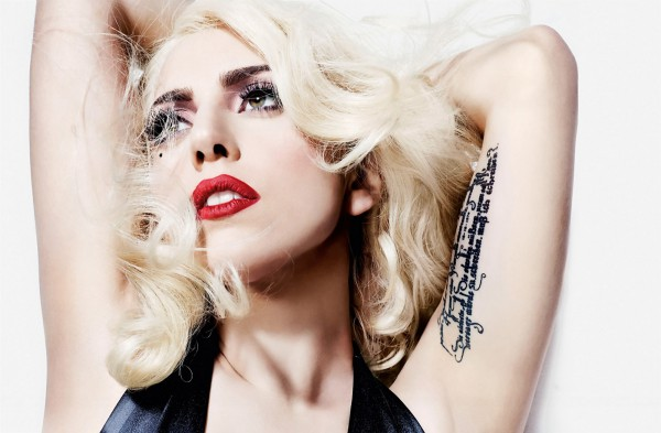 Леди Гага отмечает День рождения