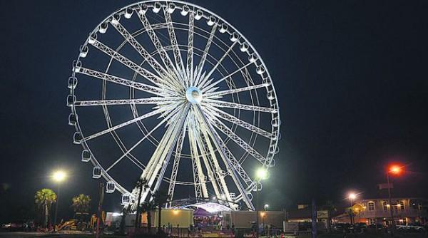 Глаз Киева - новое колесо обозрение, которое установят в столице уже в августе