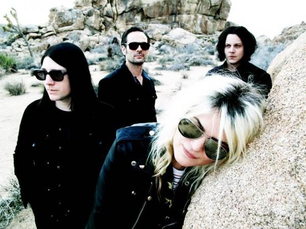 Новый альбом The Dead Weather выйдет 25 сентября