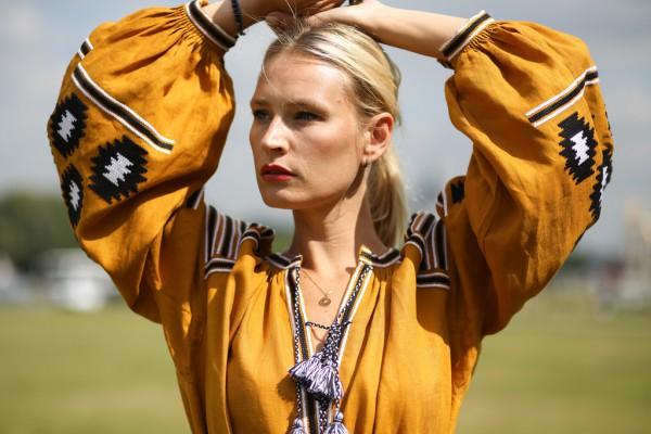 Вышиванки Виты Кин носят самые главные модники фэшн-индустрии